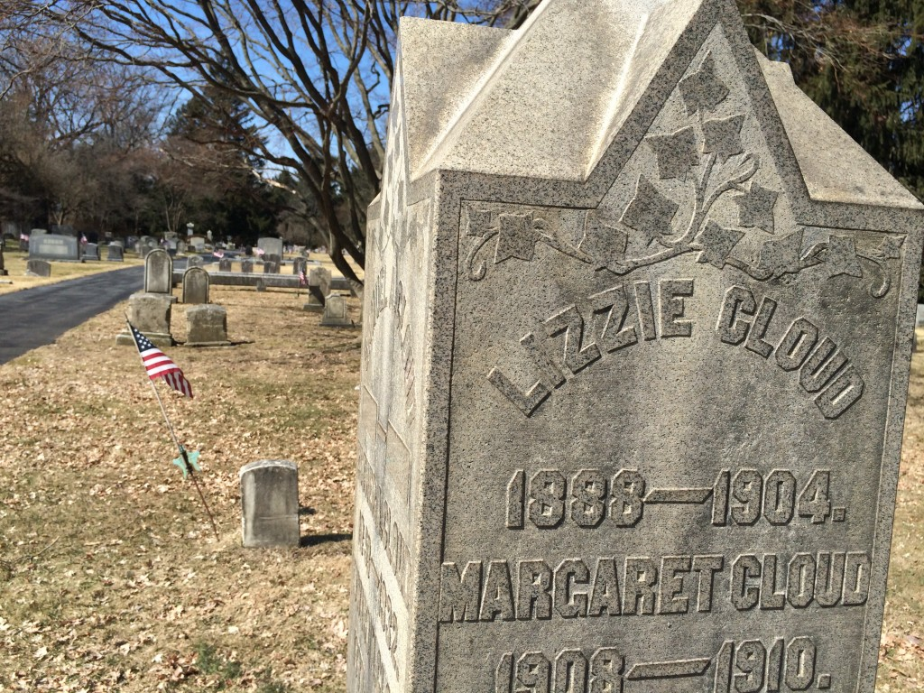 Some headstones date back to Revolutionary War
