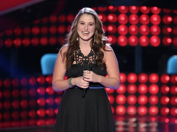 "Glenolden's Audra McLoughlin performs on NBC's ""The Voice"""