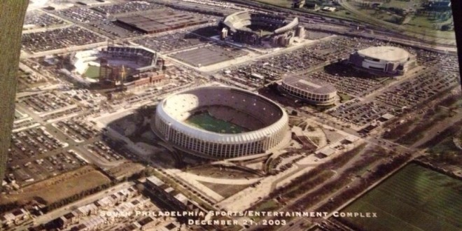 10 Years Ago: Sports Complex